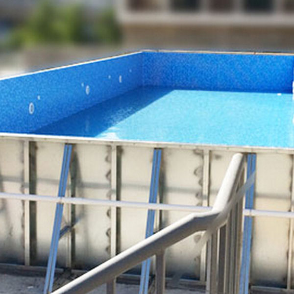 Steel Swimming Pool | Wholesale Above Ground Pools - Degaulle