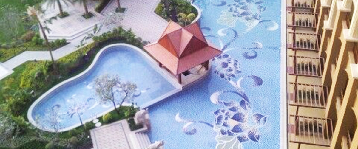 Laos Five Star Hotel Swimming Pool Project