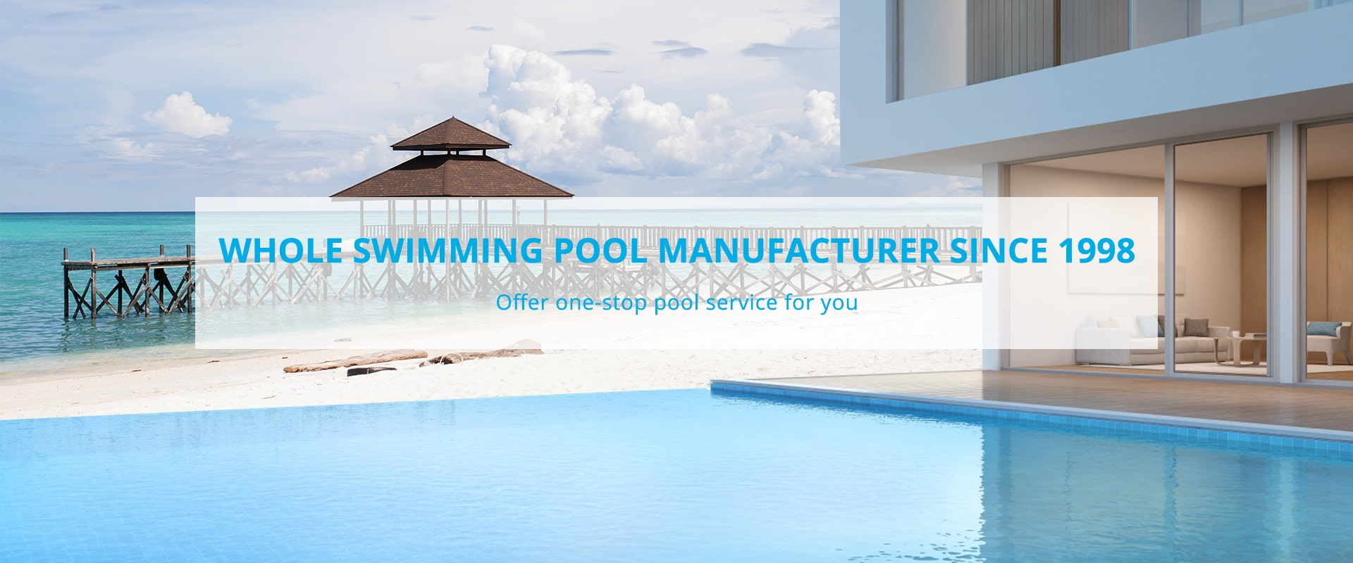 swimming pool equipment manufacturers