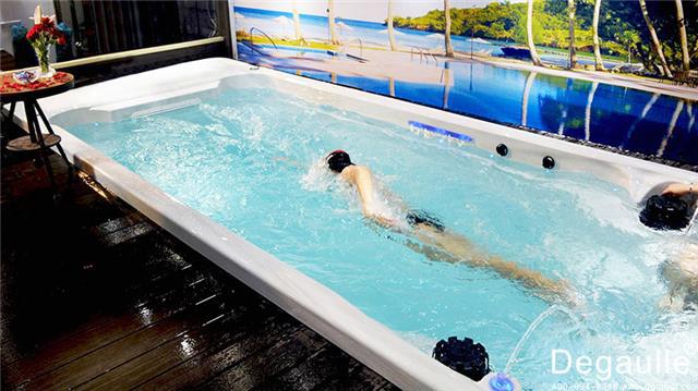 Why do you choose an endless pool swim spa