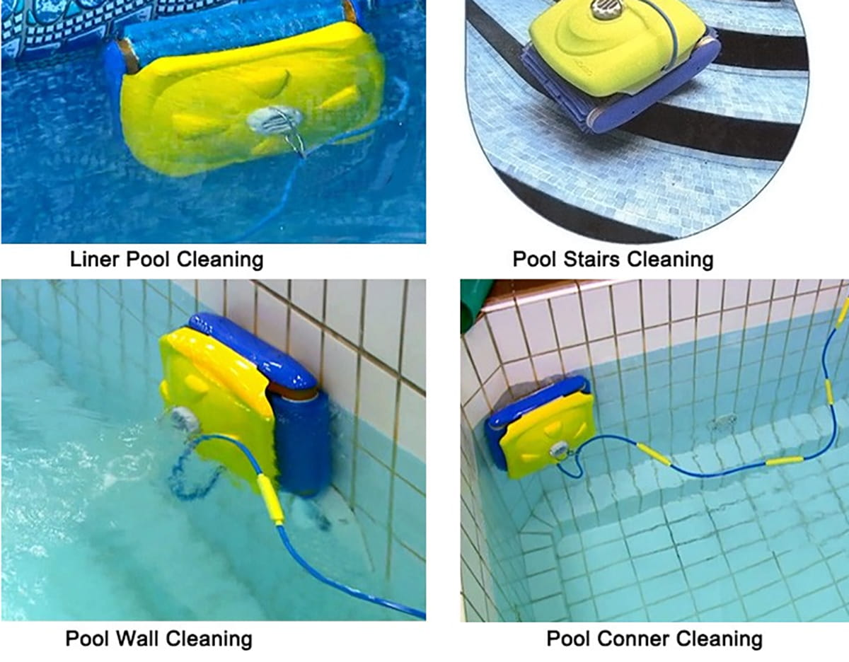 HJ-2028 Automatic Swimming Pool Cleaner 03