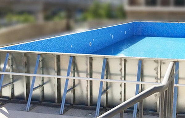 Steel Swimming Pool